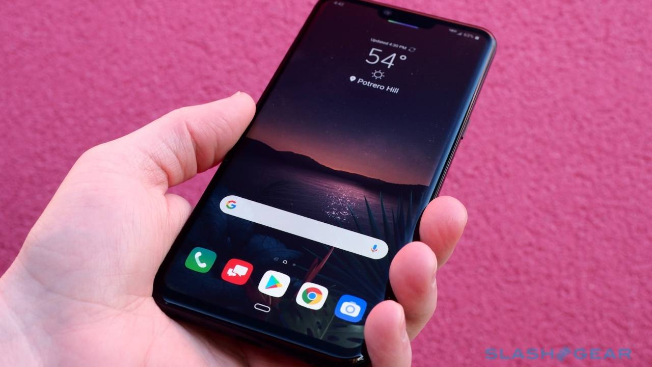 LG G8 ThinQ Boombox, Crystal Sound OLED speakers get muted DxOMark score