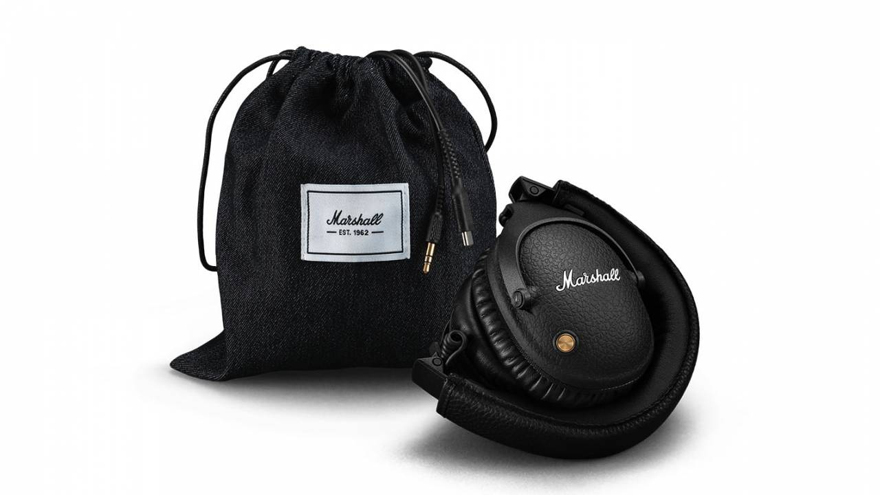 Marshall Monitor II headphones pair ANC with retro design