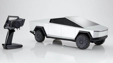 Hot Wheels Tesla Cybertruck R/C models revealed – but you'll have to act fast