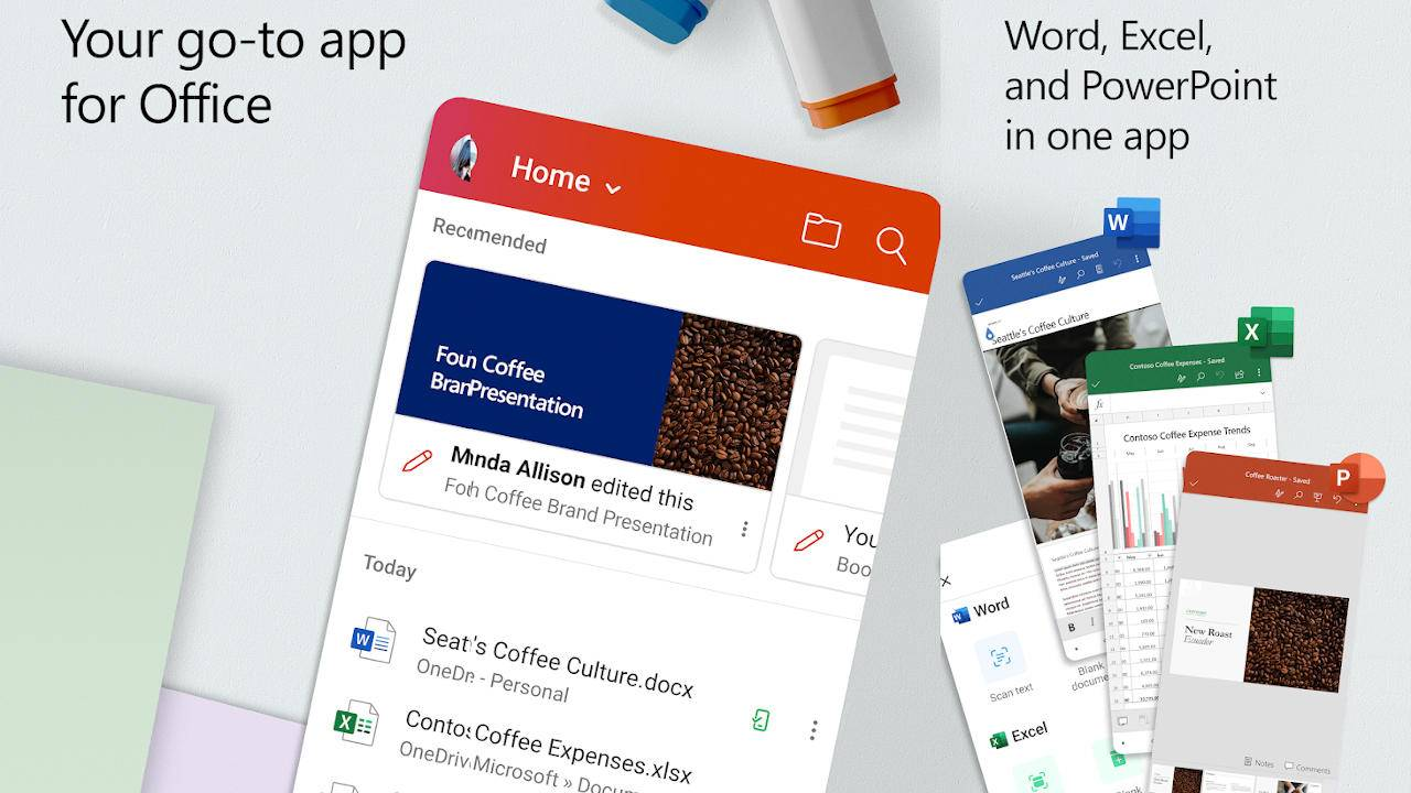 Microsoft Office all-in-one Android app snubs tablets