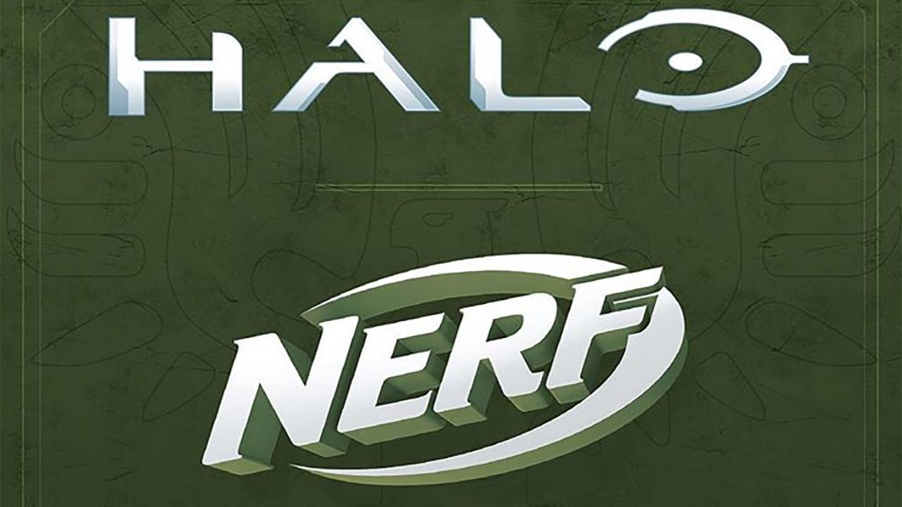 Hasbro and 343 Industries team to launch NERF Halo Blasters