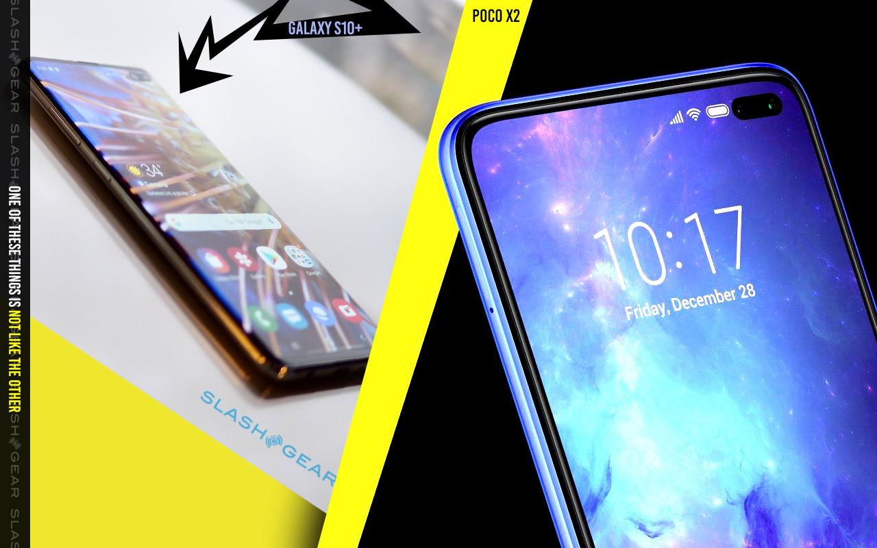 New 200 Poco X2 Looks Like Samsung S Best Smartphone Slashgear