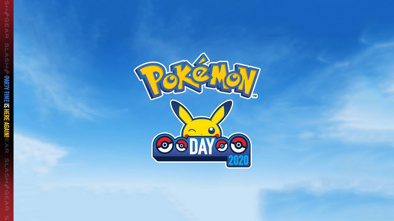 Pokemon Day 2020 begins today in Pokemon GO! [UPDATE: Early release!]