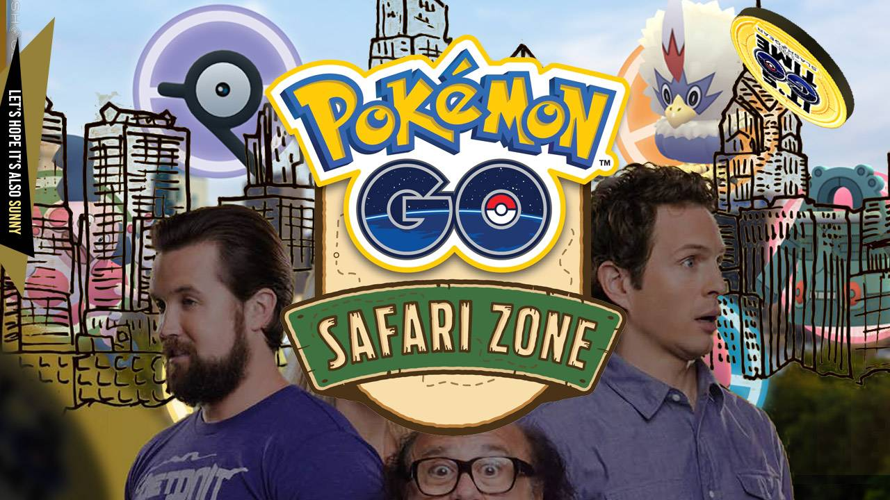 It's Pokemon GO Safari Zone in Philadelphia 2020, and it could cost you $26