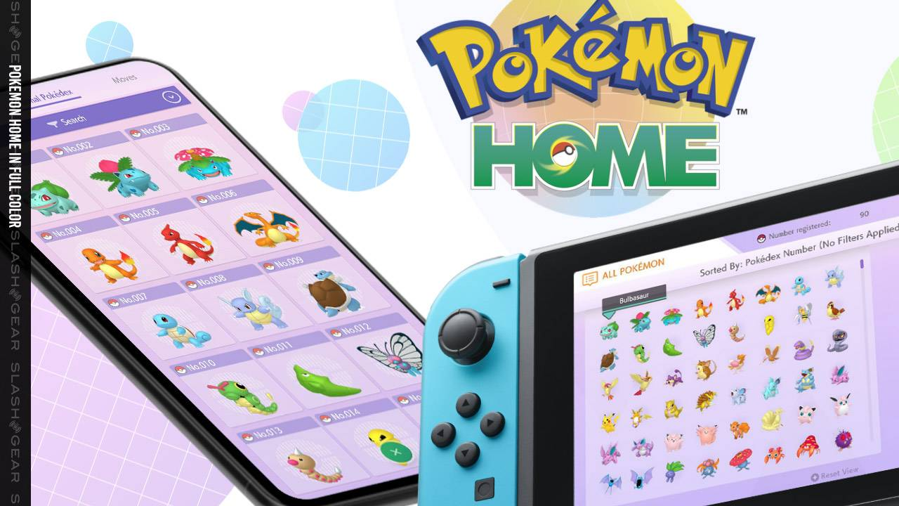 Pokemon HOME hits a big milestone right out of the gate