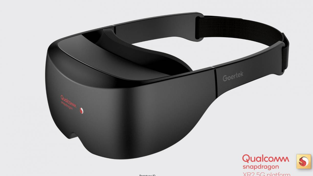 This XR2 headset design is key to Qualcomm's vision of 5G mixed reality