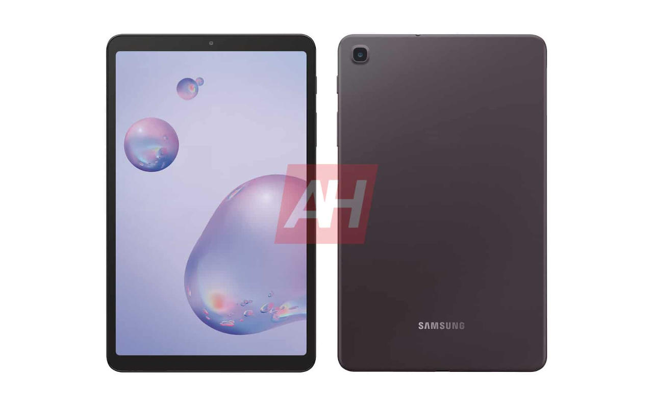 samsung galaxy tab a 8.4 2020 leak exclusive AH