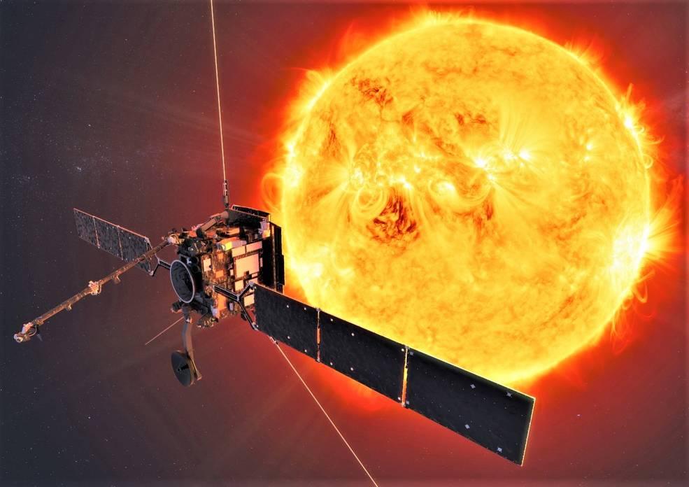 NASA Solar Orbiter launches successfully