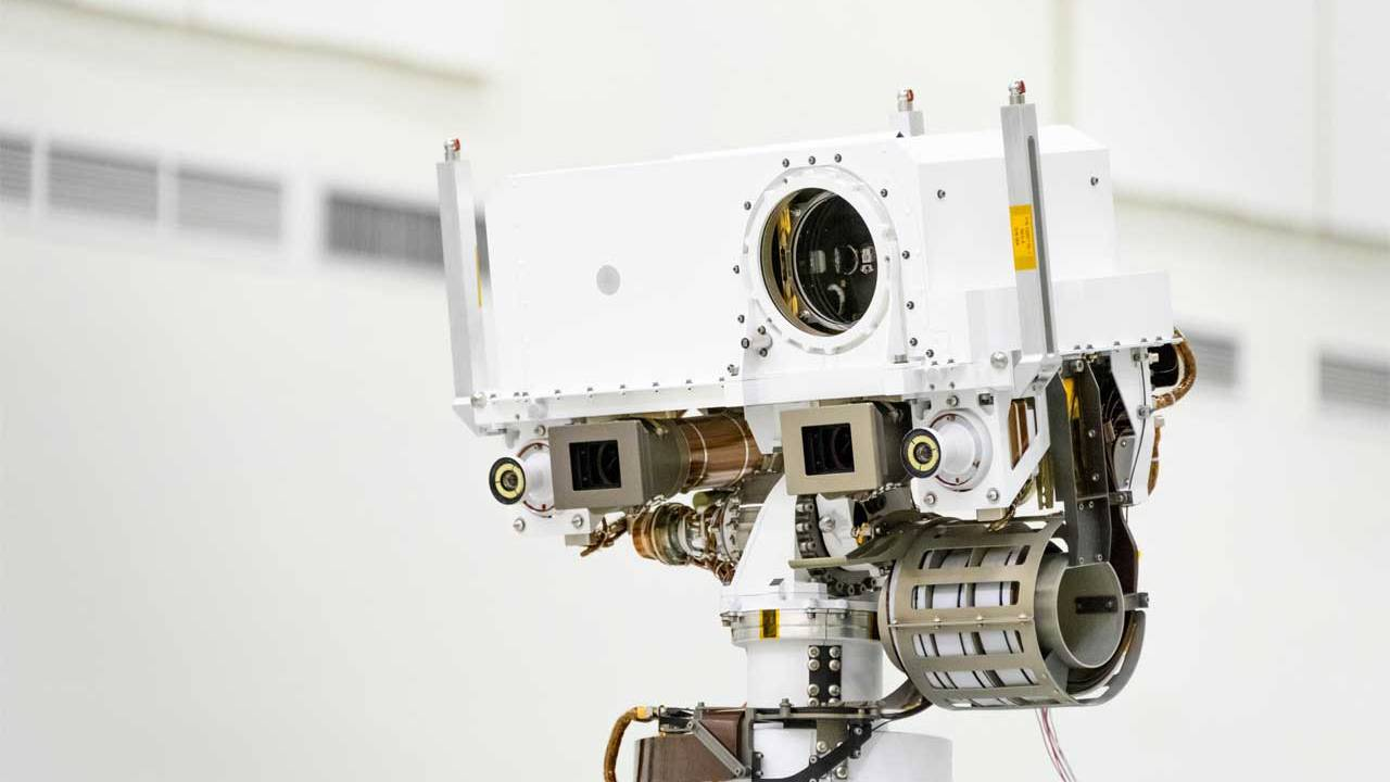 NASA talks SuperCam that will head to Mars aboard the Mars 2020 rover