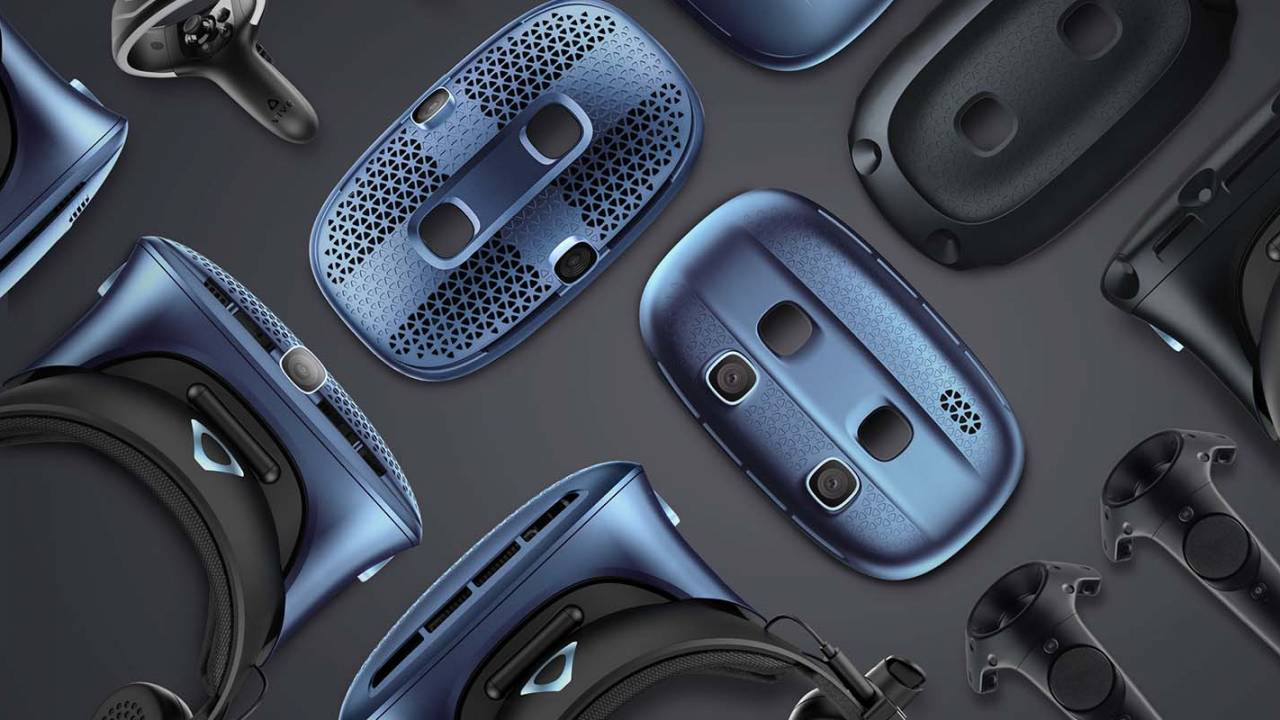 HTC unveils Vive Cosmos Play and Cosmos Elite VR headsets