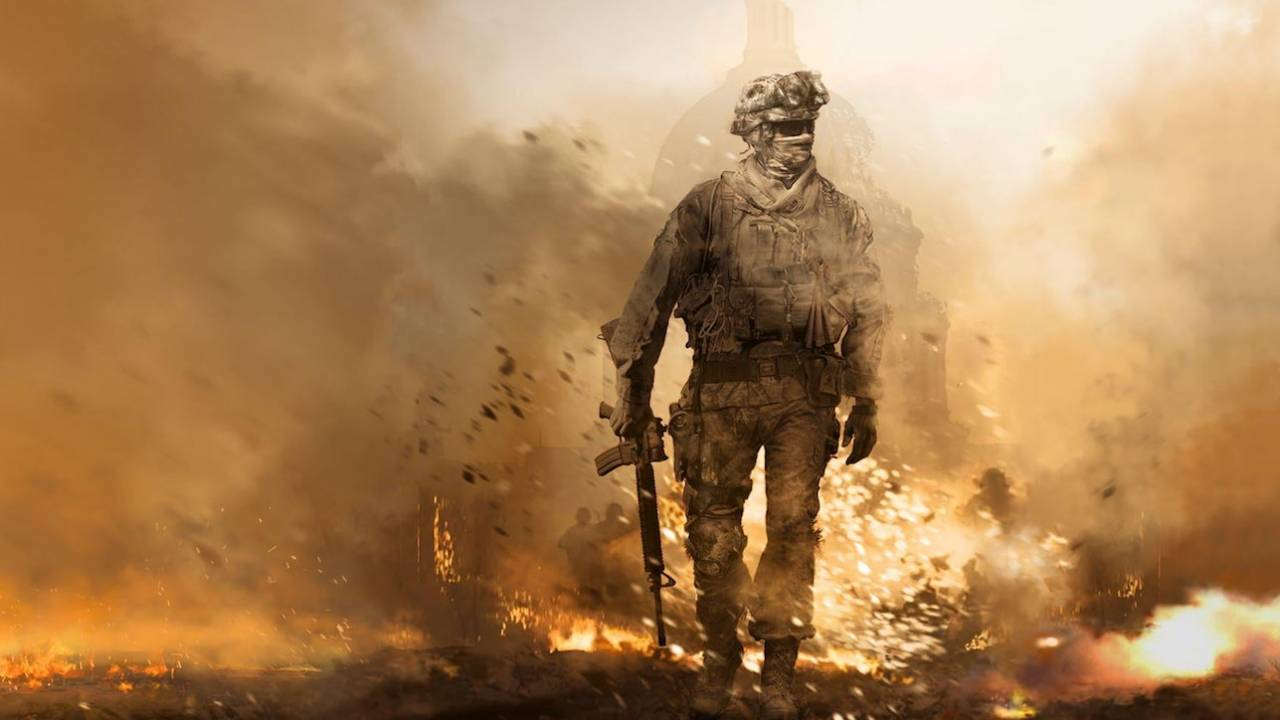 Modern Warfare 2 Remastered surfaces once again