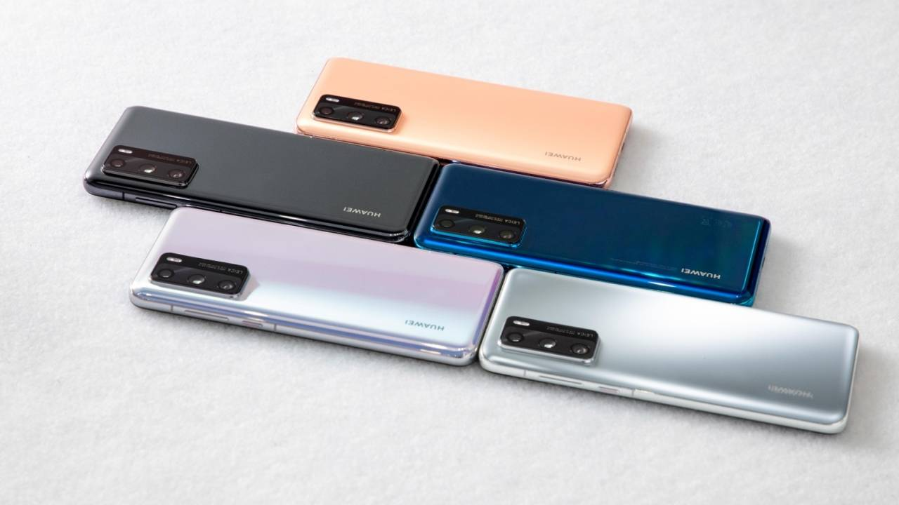 Huawei P40 Pro includes US-made components based on a teardown