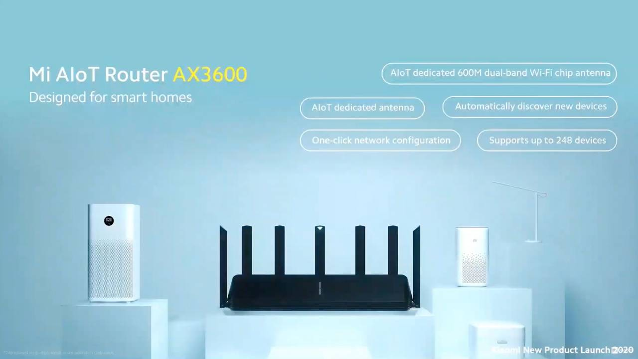 Xiaomi WiFi 6 router bucks 802.11ax trend with surprising price