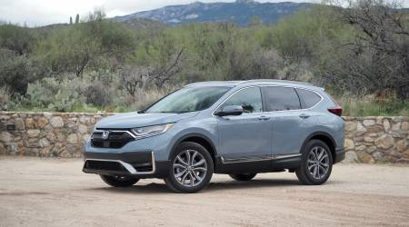 2020 Honda CR-V Hybrid Gallery