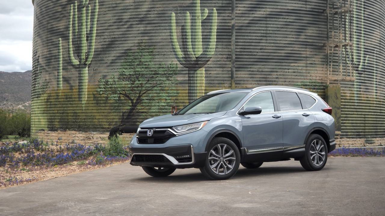 2020 Honda CR-V Hybrid First Drive: Strategically Green