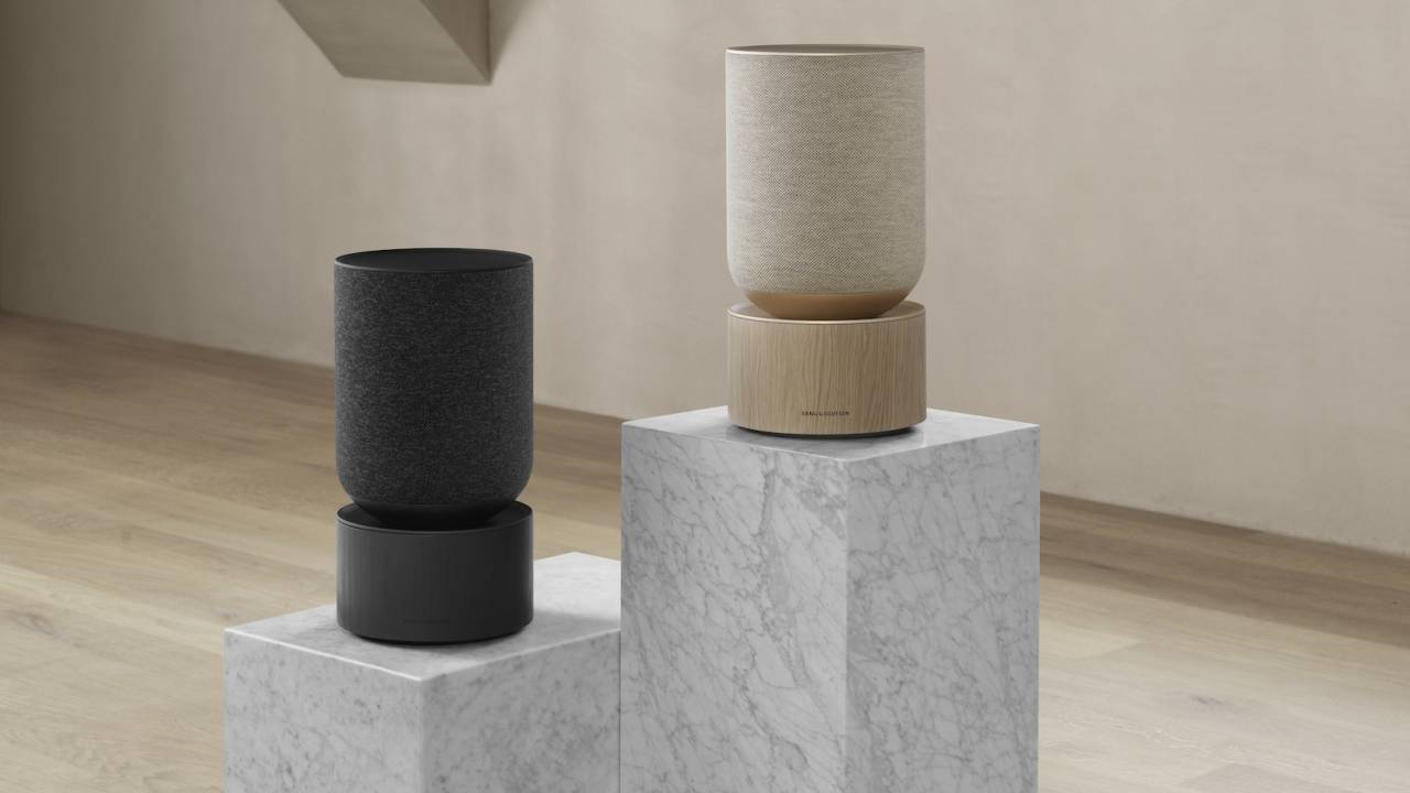 Bang & Olufsen Beosound Balance smart speaker is striking and expensive