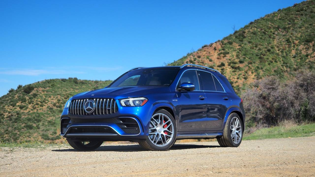 2021 Mercedes-AMG GLE 63 S and GLS 63 First Drive: The sports car grew up