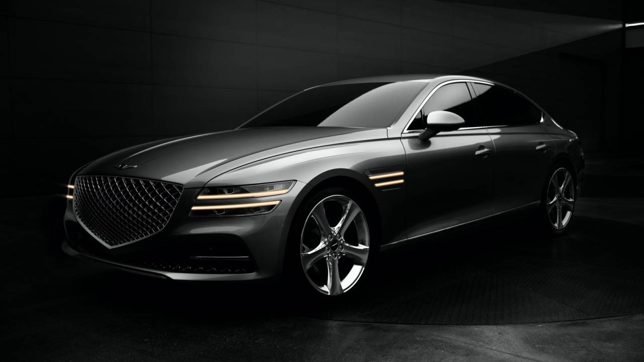 2021 Genesis G80 revealed – and it looks incredible