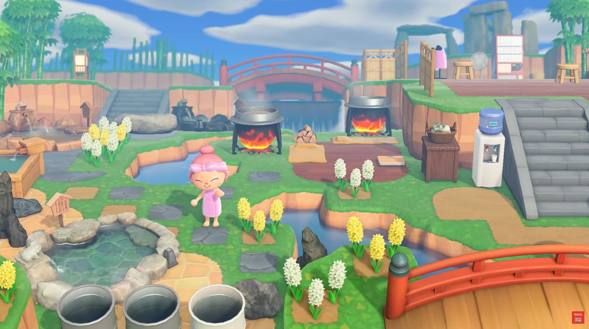 Animal Crossing: New Horizons Trailer Prepares Us For A