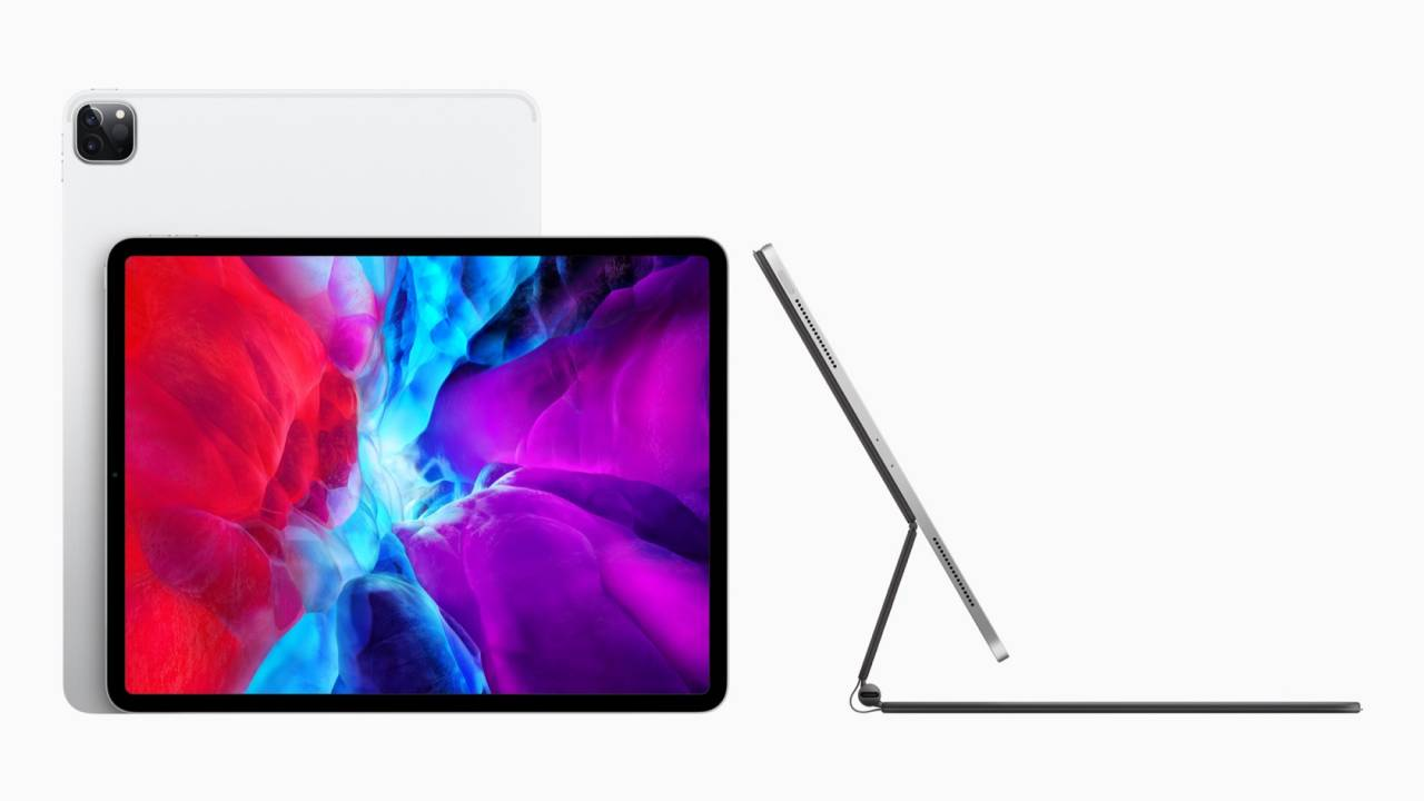 New iPad Pro official: Magic Keyboard with trackpad plus LiDAR Scanner