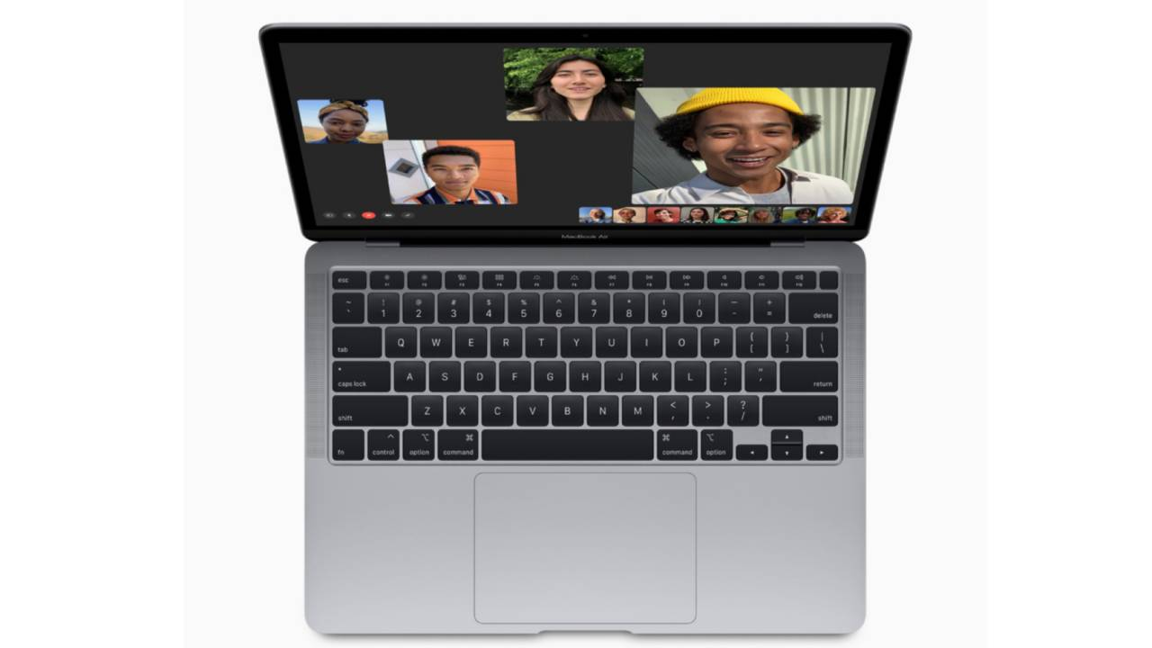 New MacBook Air gets Magic Keyboard and doubles storage and speed