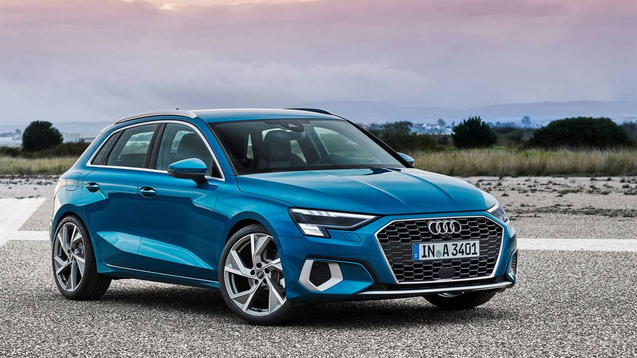 New Audi A3 Sportback Launches In Europe Slashgear