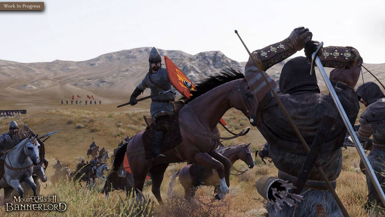 Mount and Blade II: Bannerlord gets some good early access news