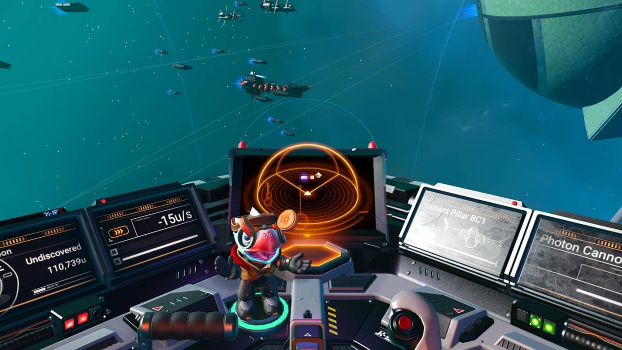 No Man's Sky update adds bobbleheads to your cockpit