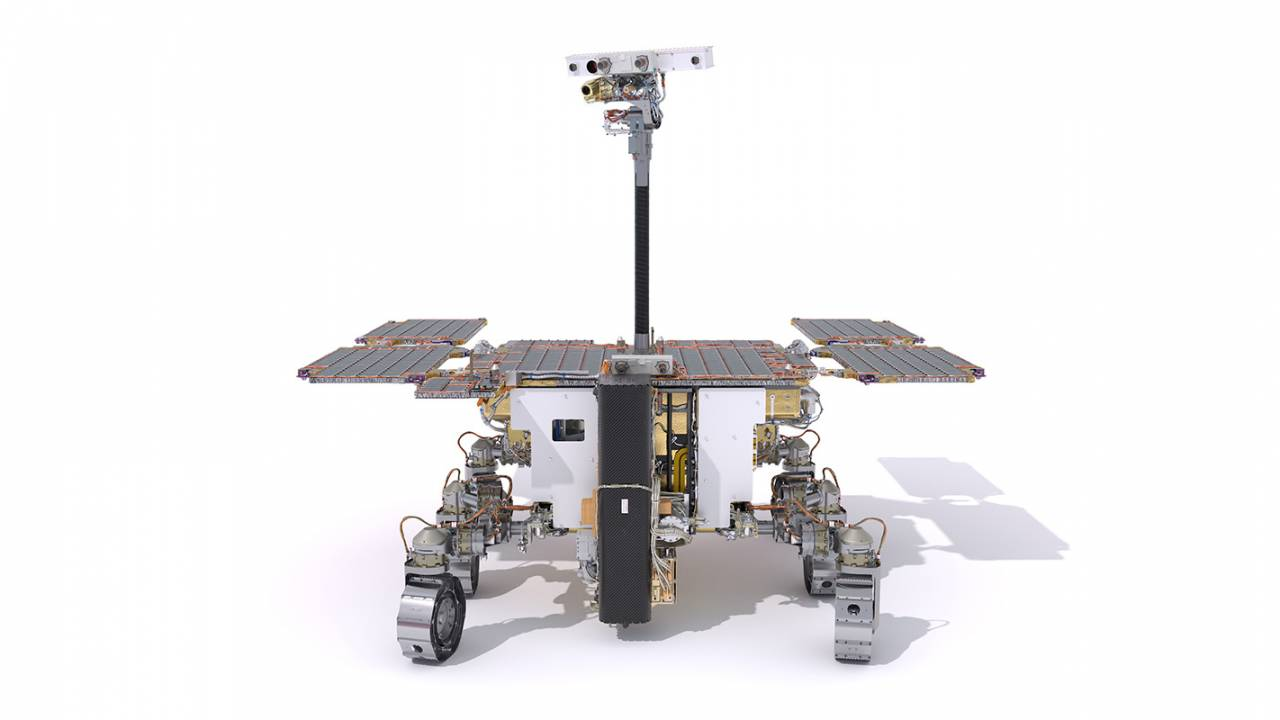 ESA and Roscosmos delay ExoMars rover mission to 2022