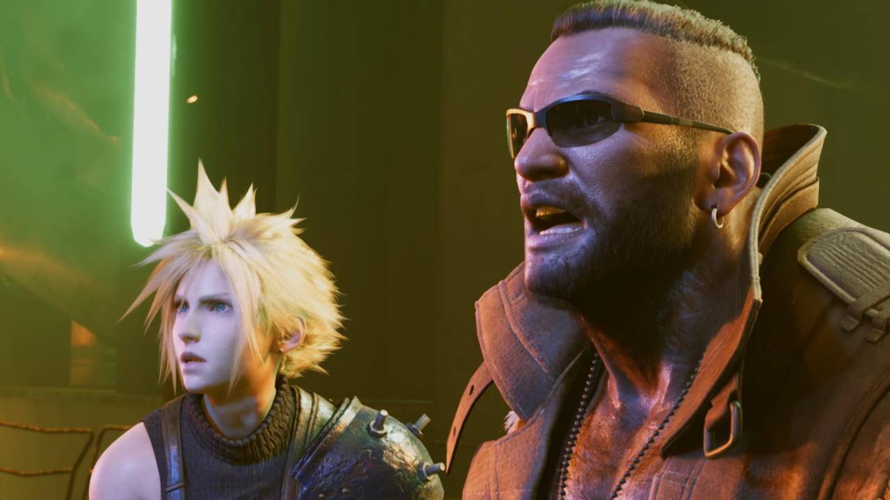 Final Fantasy VII Remake demo goes live as release day approaches