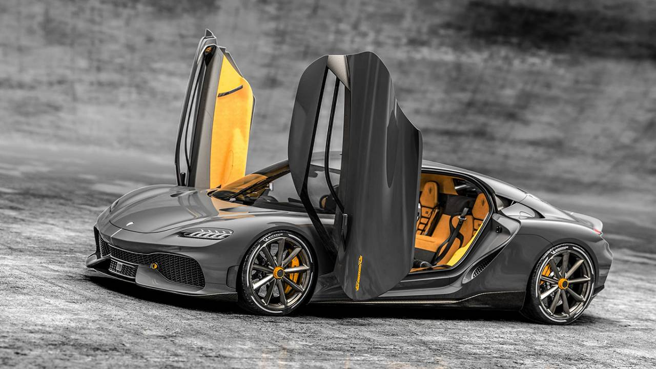 The Koenigsegg Gemera just redefined the hybrid family car
