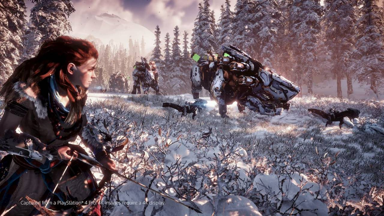 Horizon Zero Dawn PC version will be missing one key feature