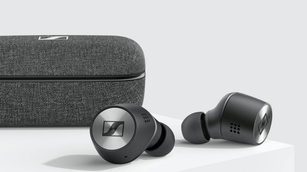 Sennheiser's new wireless earbuds offer an ANC alternative to AirPods Pro