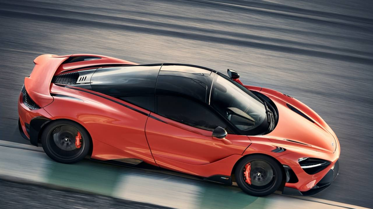 McLaren 765LT turns a modern icon into a 755hp monster
