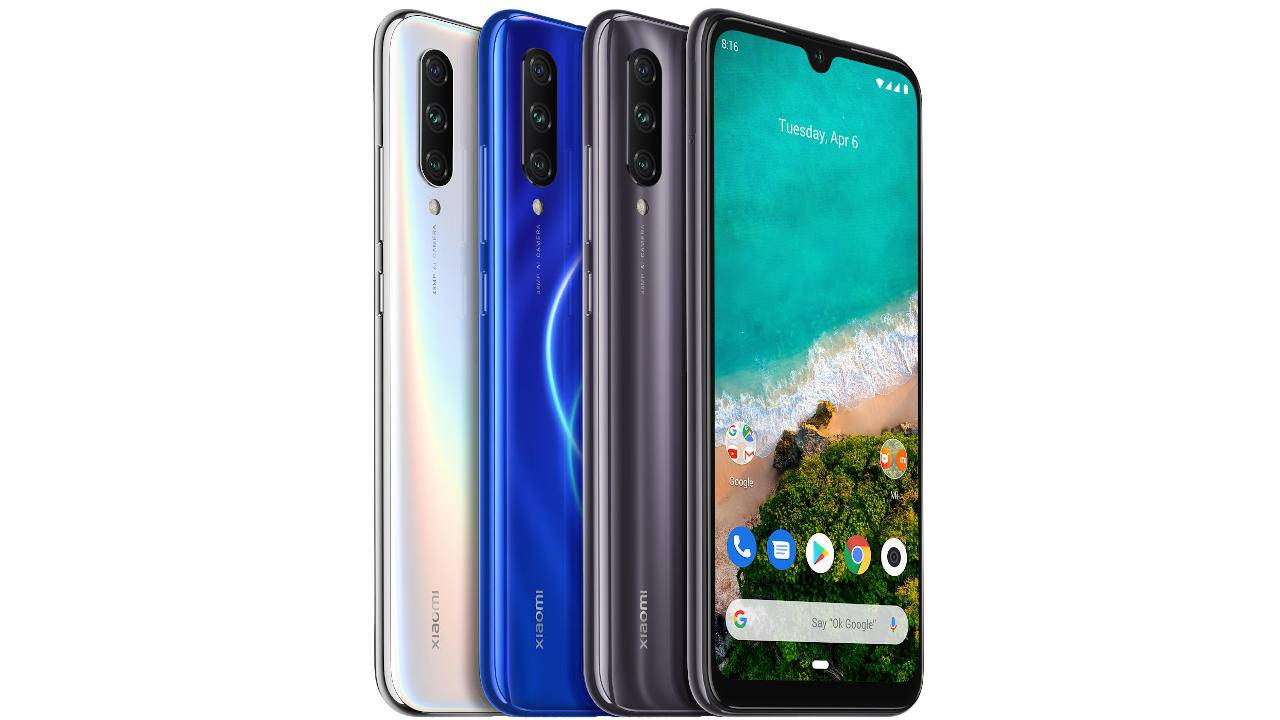 Xiaomi Mi A3 Android 10 update halted due to multiple errors