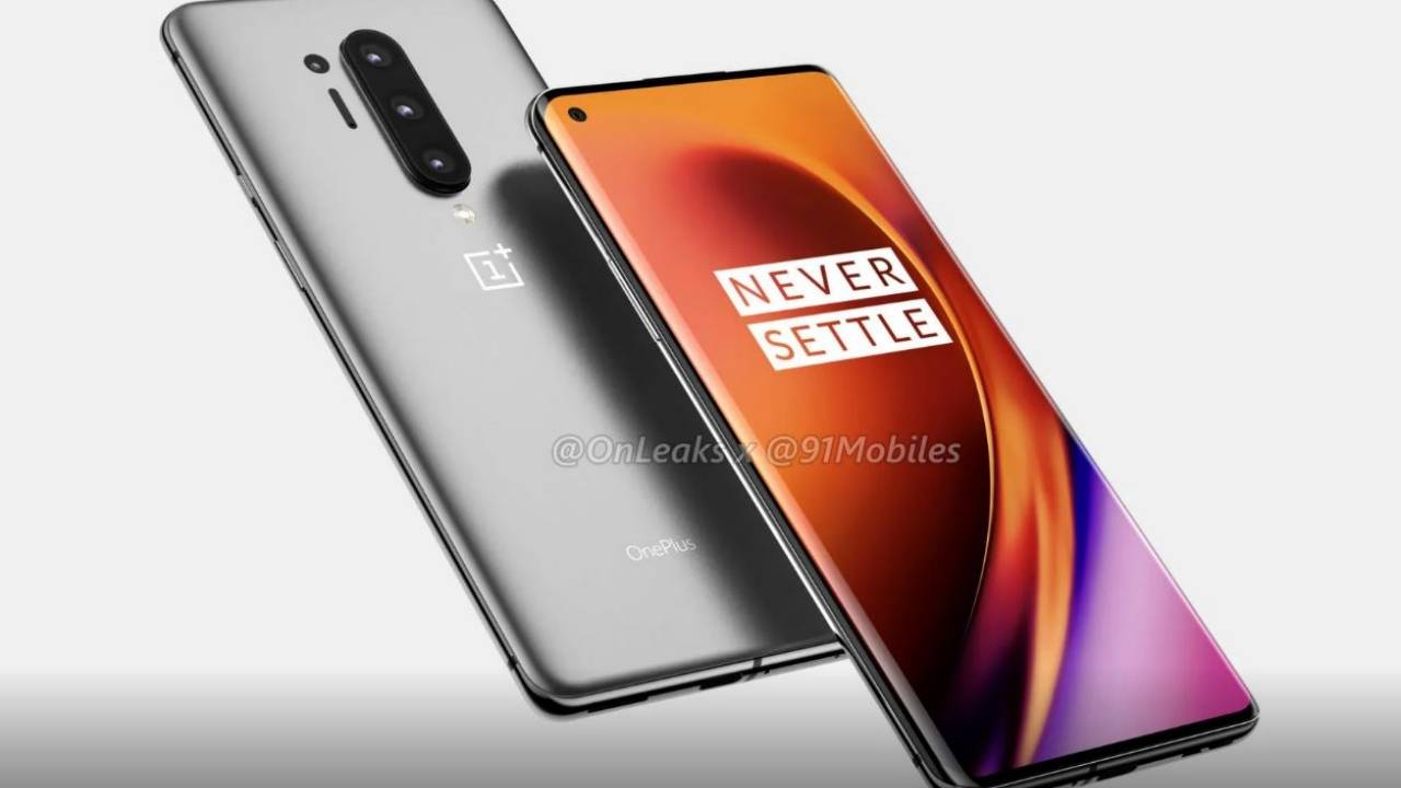 OnePlus 8 to be announced a month earlier than usual