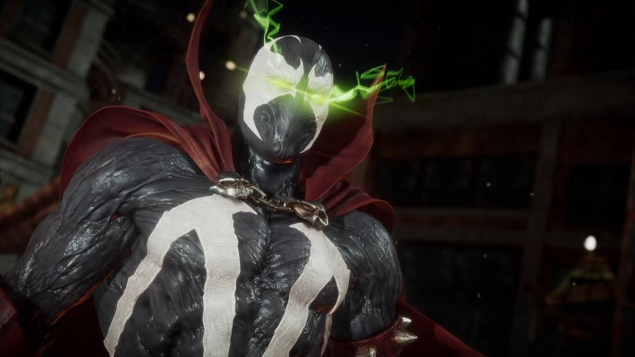 Mortal Kombat 11 Spawn DLC dated in new trailer