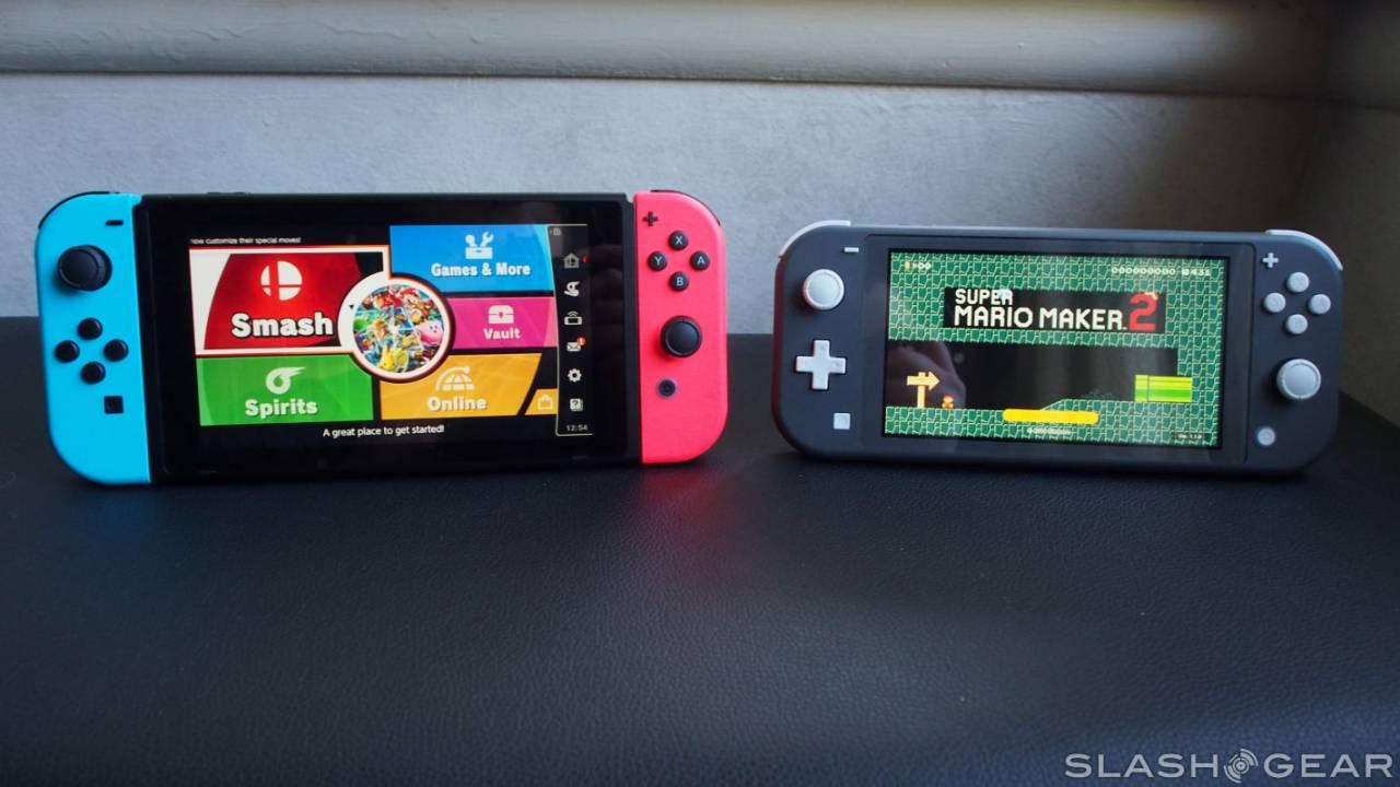 Three years with Nintendo Switch