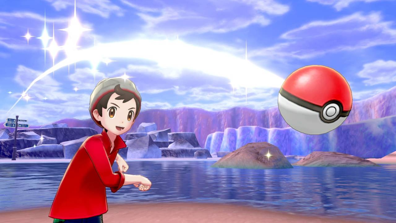 Pokemon Sword and Shield Pokedex Completion Event unlocks version exclusives