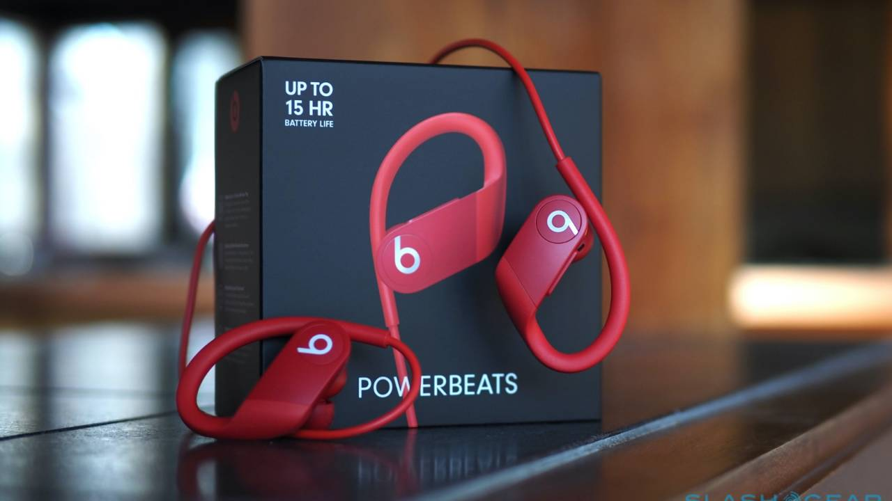 Beats Powerbeats official: $149 for Pro drivers and a neck cable