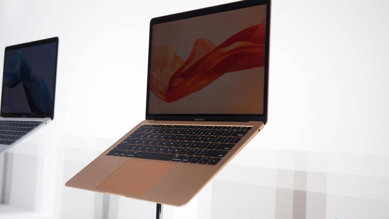 New MacBook Air tipped for reveal by end of March