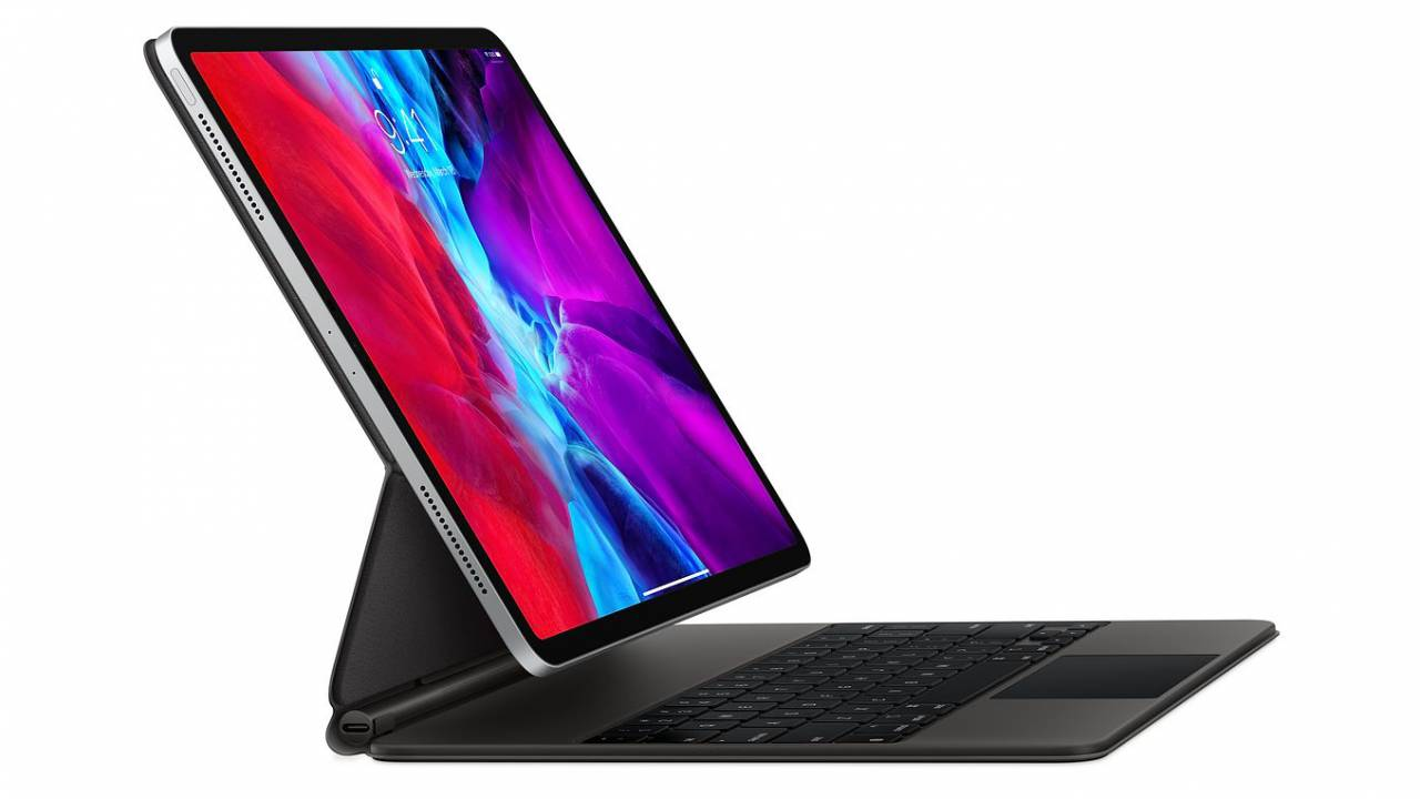 Apple S New Magic Keyboard For Ipad Pro Will Work With Older Tablets Slashgear