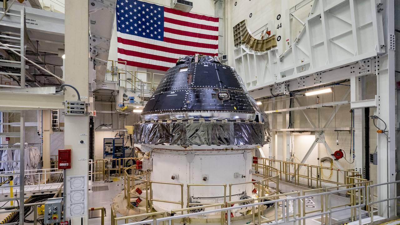 NASA details coronavirus impact on space projects