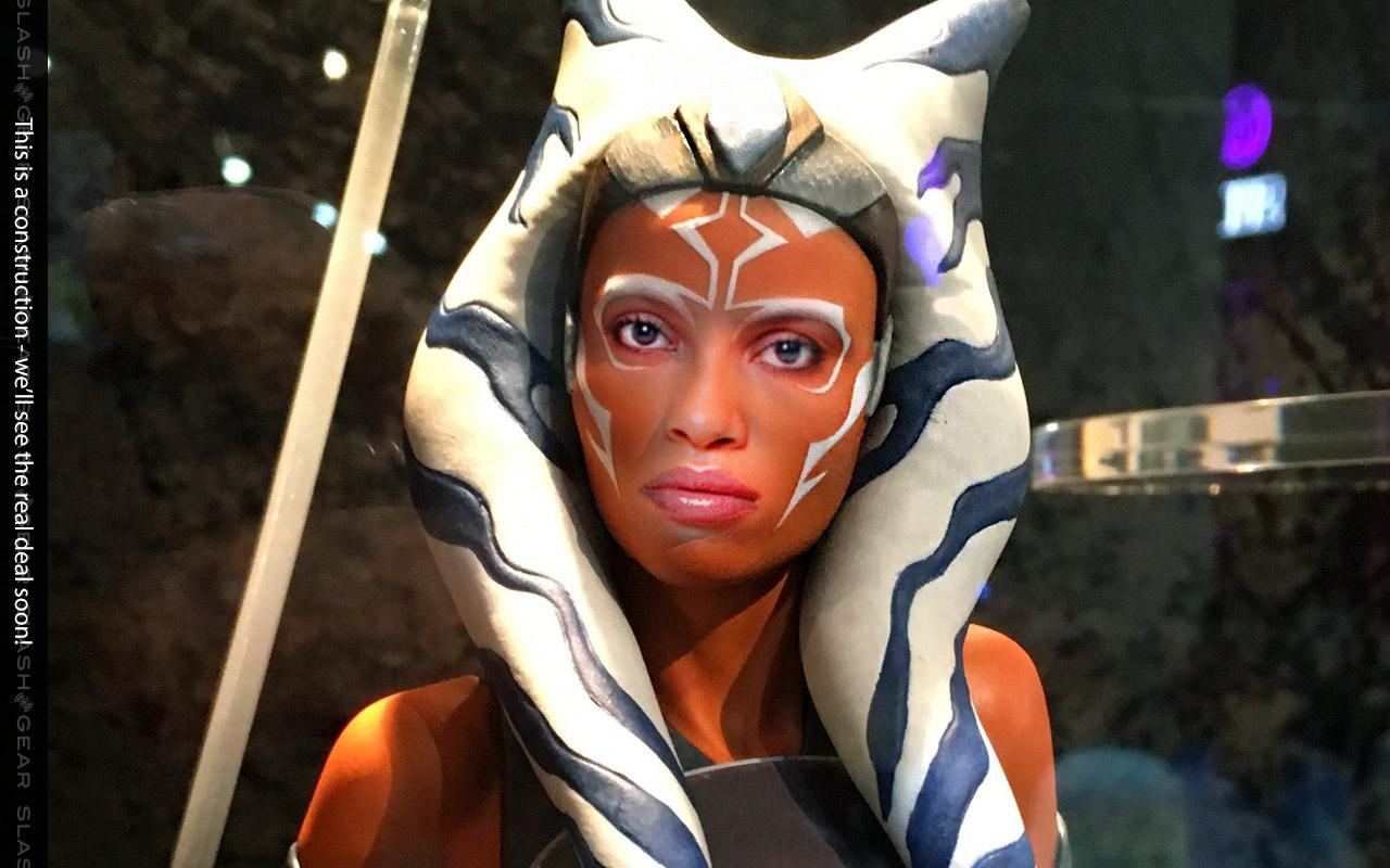 Rosario Dawson Cast As Ahsoka Tano For Mandalorian S2 Live Action Star Wars Slashgear