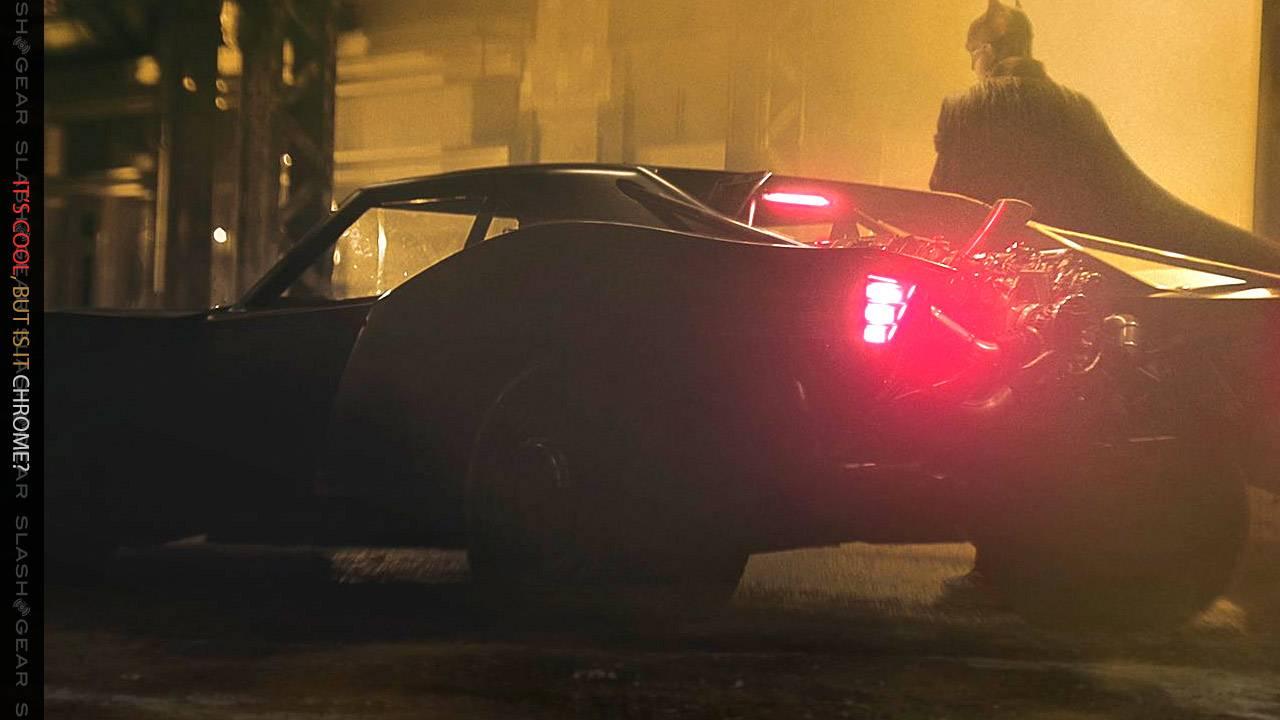 The Batman 2020's Batmobile is straight outta Mad Max!