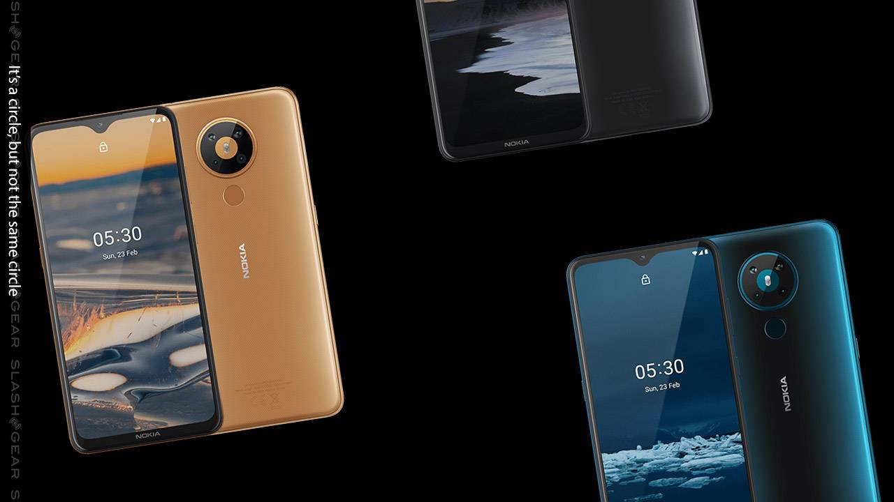 Nokia 5.3 brings the circle at a much lower cost