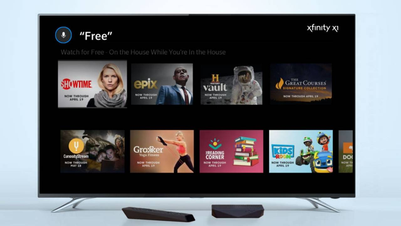 Comcast, Verizon, and Plex roll out free offers for those stuck at home