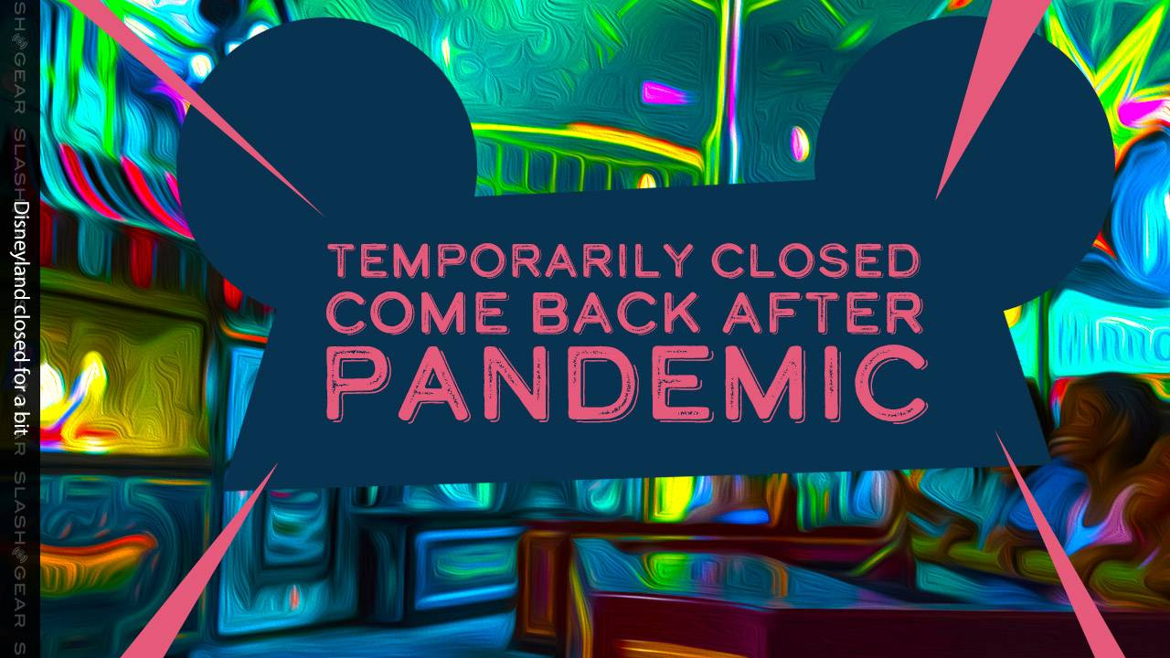 CA gov orders events canceled statewide: Disneyland closes for COVID-19