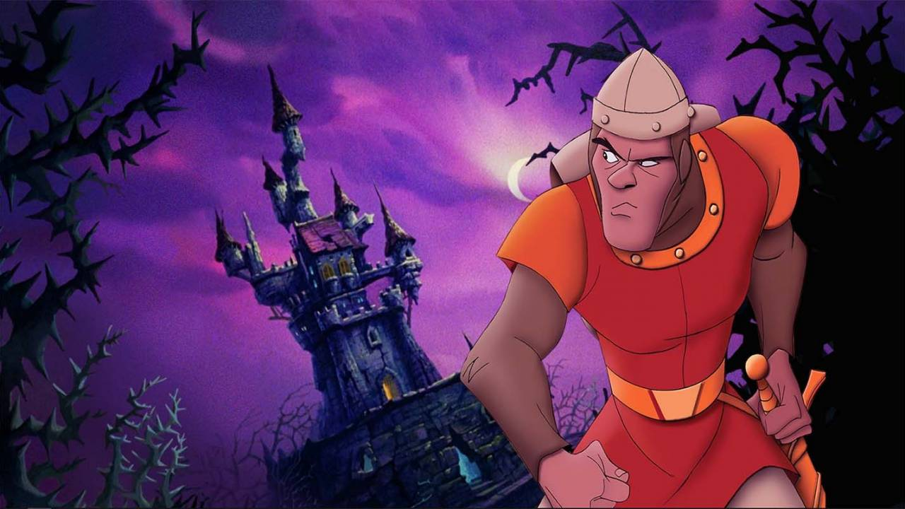Netflix reveals Dragon's Lair original, possibly with Ryan Reynolds