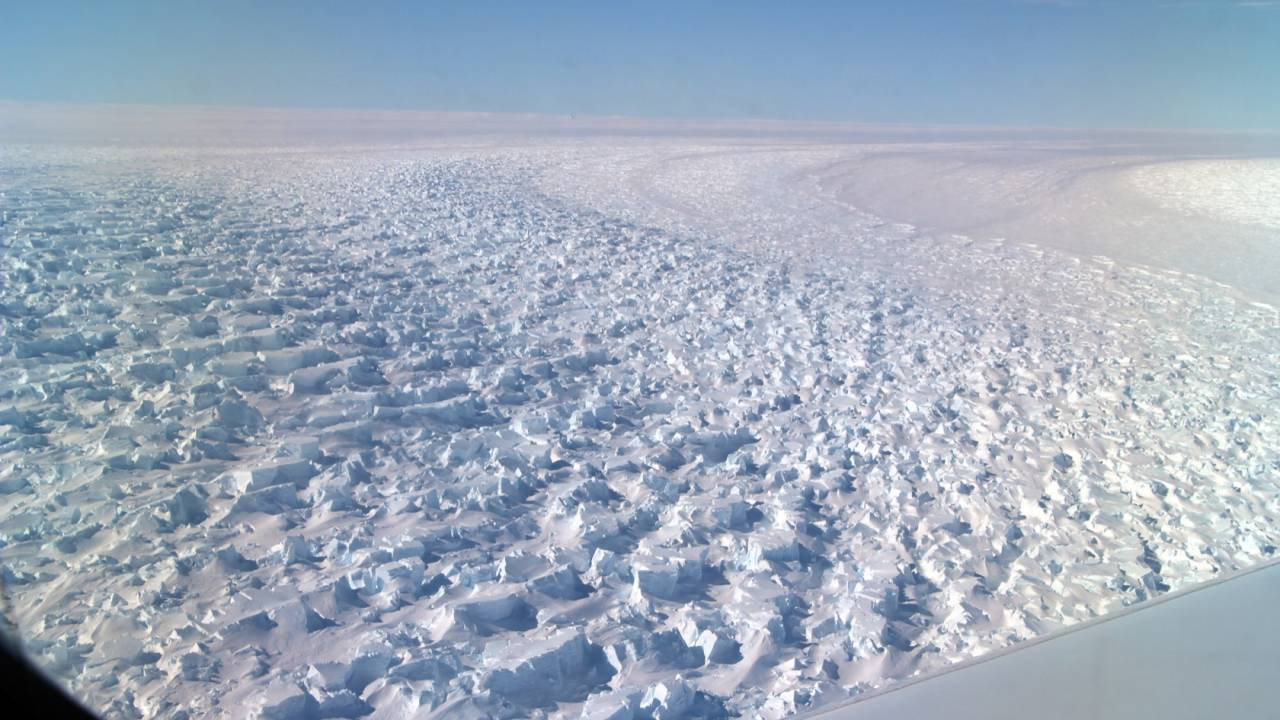 Melting faster than expected, this vast glacier could raise seas by 5 feet
